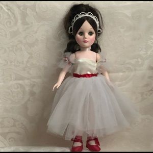 The Red Shoes Ballerina Doll by Effanbee
